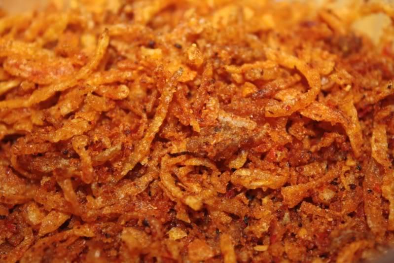 cara membuat abon lele kremes