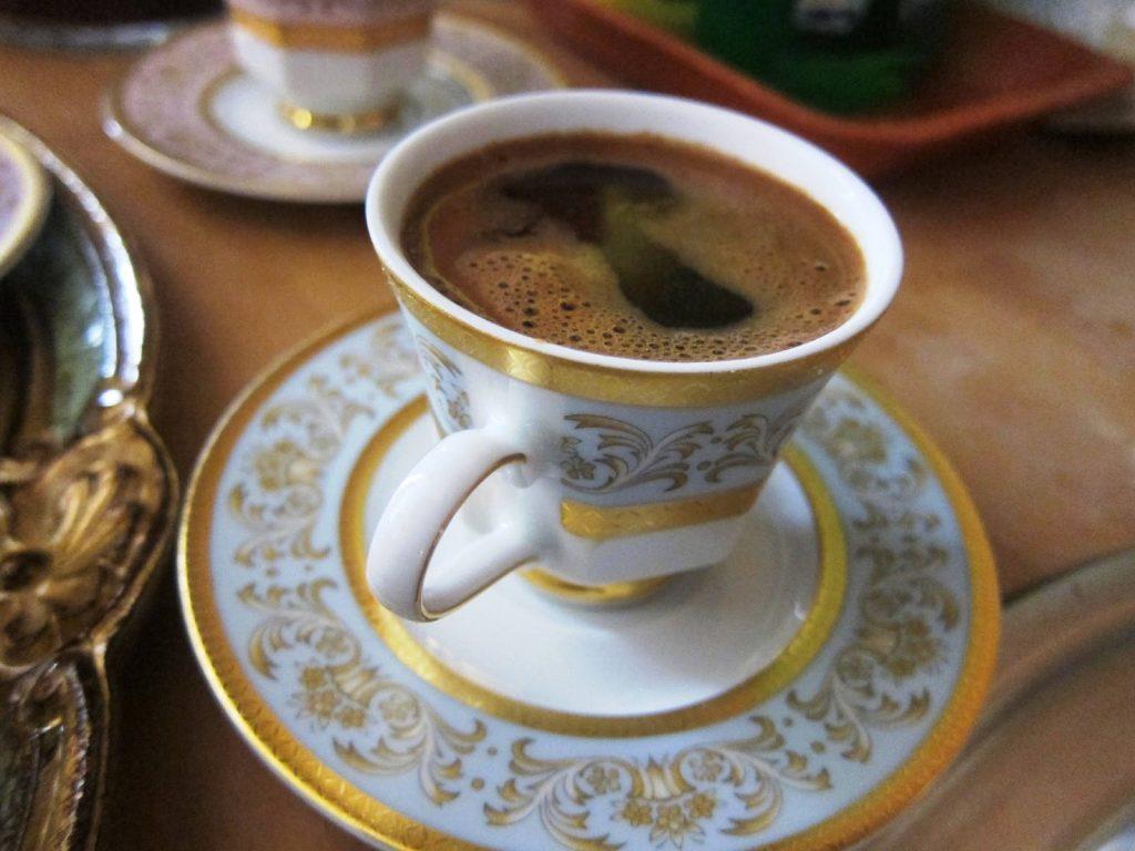 resep kopi rempah arab