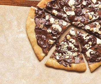 Resep Pizza Coklat