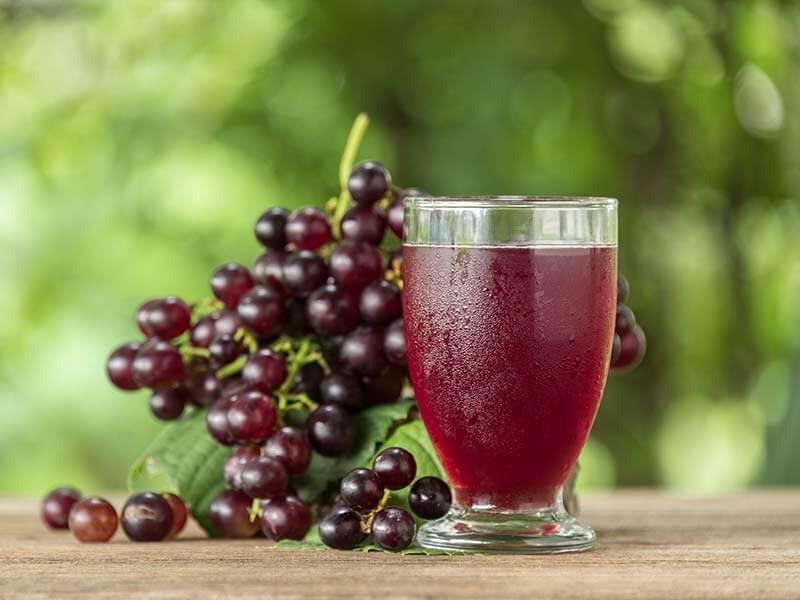 Cara Membuat Jus Anggur Untuk Diet