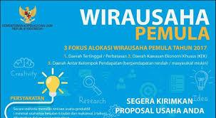 e-proposal wirausaha pemula