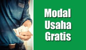 modal usaha gratis dari pemerintah 2017