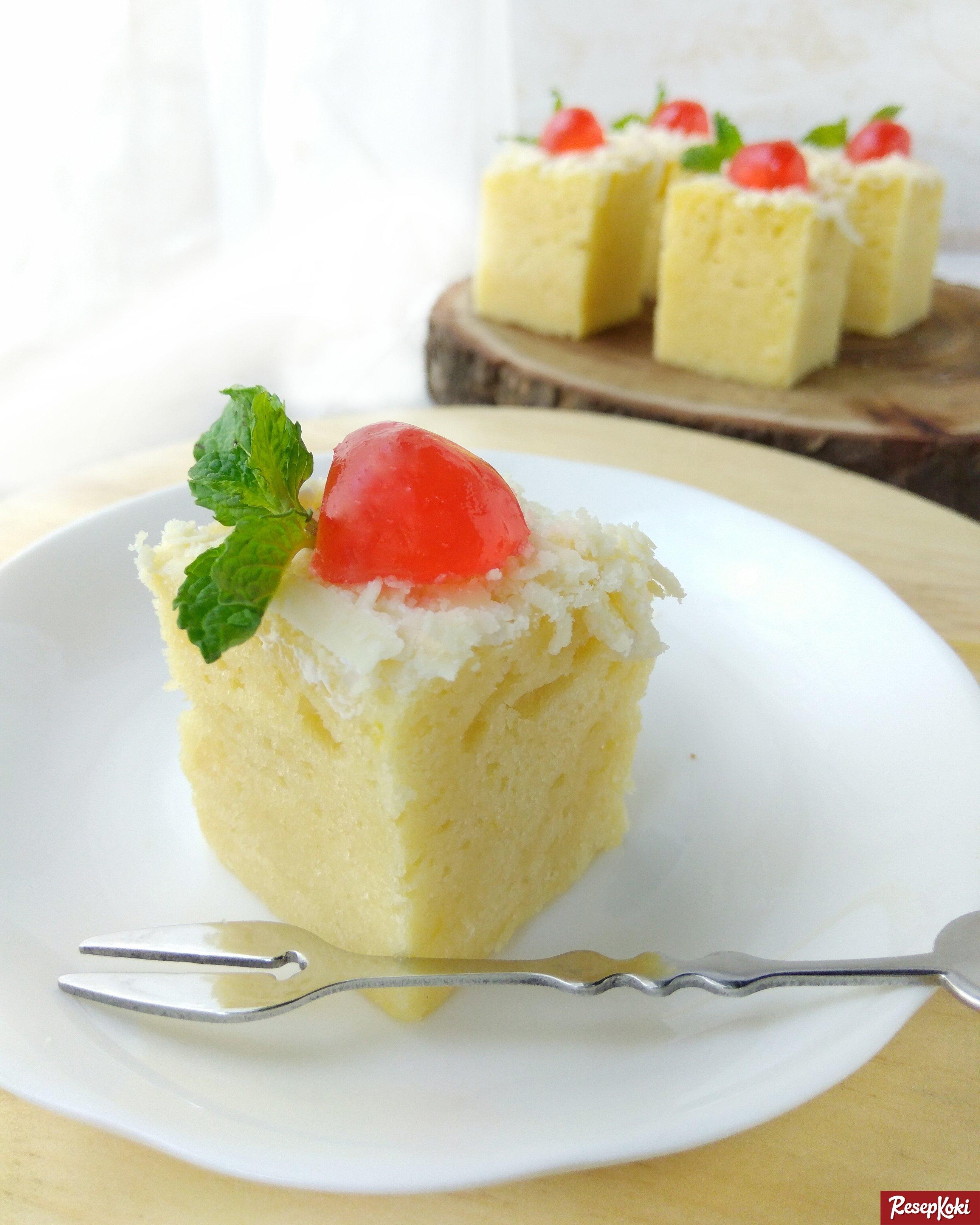 resep cheese cake breadtalk