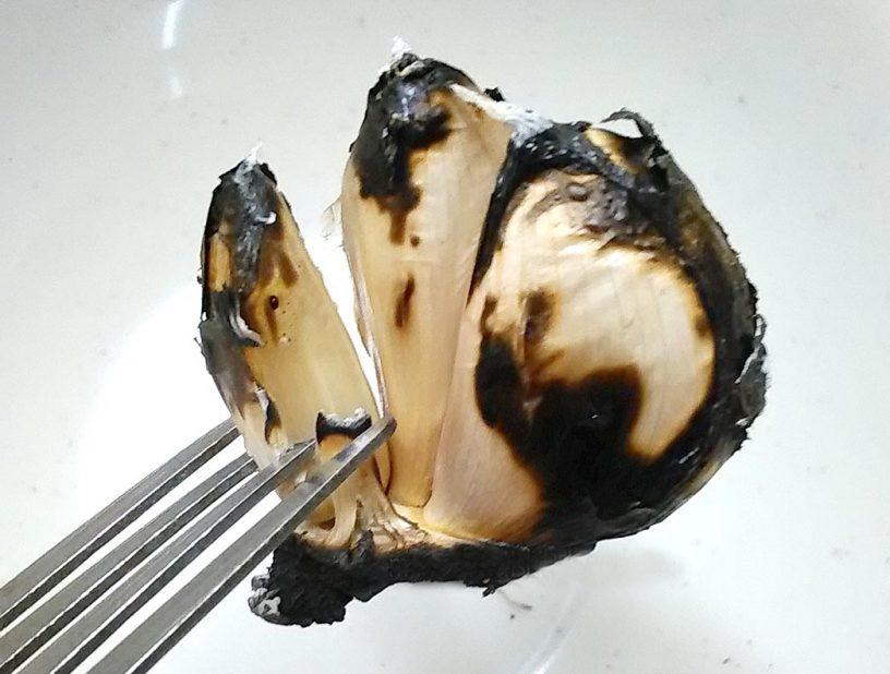 khasiat bawang putih bakar