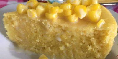 cara membuat jenang jagung tanpa santan