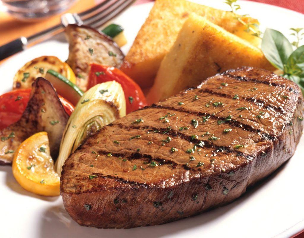 resep steak daging sapi saus mashroom