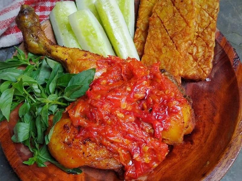 resep ayam panggang bumbu merah