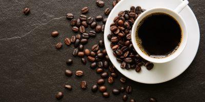 cara membuat es kopi hitam